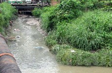 Dự án cải tạo suối Săn Máu gặp nhiều vướng mắc