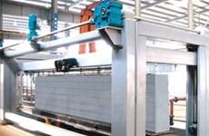 3 triệu USD sản xuất gạch bêtông công nghệ sạch