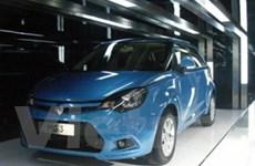 Hãng MG chuẩn bị sản xuất mẫu xe thể thao mới