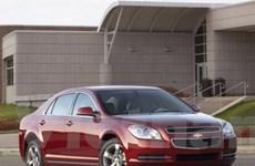 Chevrolet hé lộ mẫu Malibu phiên bản toàn cầu mới