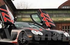 Edo Competition giới thiệu xe tốc độ Mũi tên đen