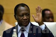 Tổng thống Ouattara ưu tiên an ninh cho người dân