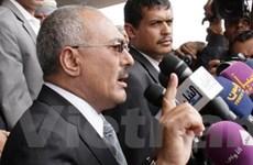 Yemen: Chính phủ, phe đối lập ký hiệp ước hòa bình