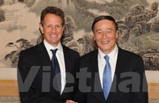 Mỹ-Trung Quốc ký thỏa thuận hợp tác thương mại