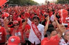 """2 thủ lĩnh """"áo đỏ"""" bị rút lại quyền bảo lãnh tại ngoại"""