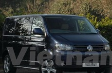 VW công bố giá mẫu Transporter Sportline ở Anh