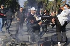 Bạo động tại Tunisia làm nhiều người thương vong