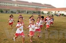 Doanh nghiệp xây trường học cho con công nhân