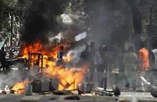 Senegal tăng cường quân đội do nguy cơ biểu tình