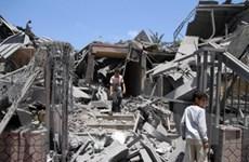 AU đưa ra lộ trình hòa bình cho khủng hoảng Libya