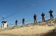 Giao tranh tại biên giới tranh chấp Ấn Độ-Pakistan