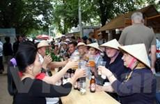 Bia Việt tạo dấu ấn tại Liên hoan bia quốc tế Berlin
