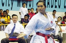 Karatedo VN đối mặt khó khăn trước SEA Games 26