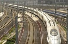 Trung Quốc điều chỉnh giảm tốc độ tàu cao tốc