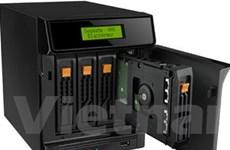 Doanh thu từ thiết bị lưu trữ công nghệ tăng nhanh