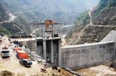 Tổ máy số 1 của Thủy điện Sử Pán 2 hòa lưới điện