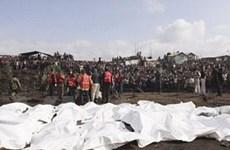 LHQ chia buồn vụ nổ đường ống dẫn dầu ở Kenia