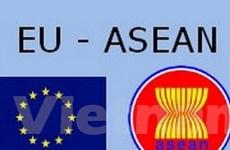 ASEAN-EU tăng cường hợp tác chống khủng hoảng