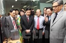 Khai trương Trung tâm ARC-ICT Việt Nam - Ấn Độ
