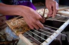 Lâm Đồng xuất khẩu sản phẩm mỹ nghệ bèo tây