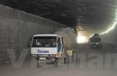 Diễn tập chữa cháy và cứu nạn tại hầm Thủ Thiêm