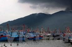 Bão số 5 cách quần đảo Hoàng Sa khoảng 300km