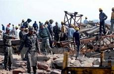 Sập cầu tại Ấn Độ khiến 91 người bị thương vong
