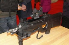 Nga giới thiệu vũ khí chống khủng bố tiên tiến nhất