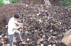 Bắc Kạn: Hàng nghìn tấn quặng ở Cốc Đán biến mất
