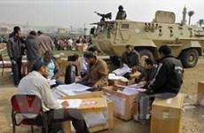 Ai Cập lại hoãn công bố kết quả bầu cử quốc hội