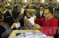 Ai Cập vẫn chưa thể công bố kết quả bầu cử chi tiết
