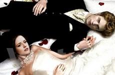 """Điểm phim: Đám cưới như mơ trong """"Breaking dawn"""""""