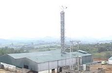 Ô nhiễm nặng từ nhà máy tinh bột sắn ở Hòa Bình