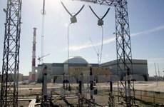 Iran chuẩn bị nạp urani tự làm giàu cho lò hạt nhân