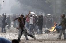 Hàng trăm người thương vong vì đụng độ tại Ai Cập