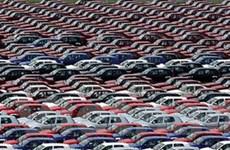 Thị trường xe hơi toàn cầu sẽ khởi sắc năm 2012
