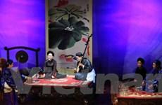 Ca trù - nghệ thuật diễn xướng độc đáo của Việt Nam