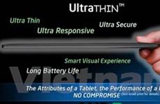 AMD cạnh tranh với Intel bằng ultrabook giá rẻ