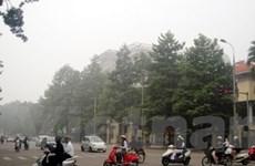 Bắc Bộ có mưa phùn và sương mù vào sáng sớm