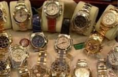 Ngành đồng hồ Thụy Sĩ tăng trưởng chậm năm 2012