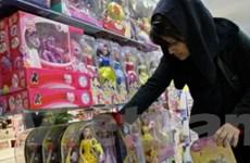 Cảnh sát Iran thẳng tay xử lý cửa hàng bán Barbie