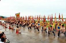 Khu di tích Côn Sơn-Kiếp Bạc đón hơn 7 vạn khách