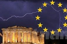 Hy Lạp đối mặt với nguy cơ phải ra khỏi Eurozone