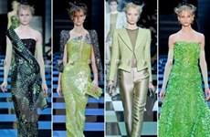 Xu hướng trang điểm tại tuần lễ thời trang Xuân 2012