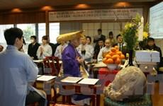 Cầu siêu cho nạn nhân động đất-sóng thần ở Nhật