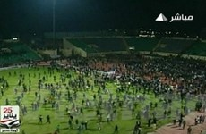 Ai Cập đưa 75 đối tượng vụ thảm kịch sân cỏ ra tòa