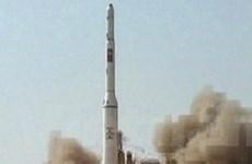 Trung-Triều họp về kế hoạch phóng tên lửa vệ tinh