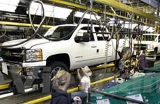 Ngành xe hơi Mỹ đóng góp 135 tỷ USD tiền thuế