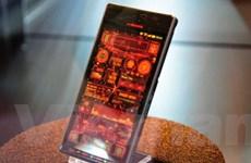 Sharp sản xuất tấm màn LCD tiết kiệm điện năng