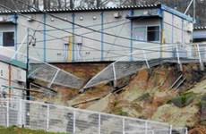 Nhật Bản: Dân tạm cư ở Iwate điêu đứng vì mưa lớn